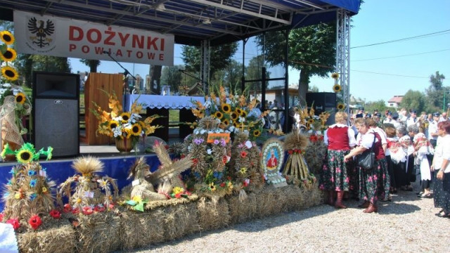 Powiat współorganizatorem Dożynek Wojewódzkich