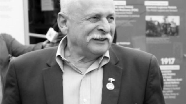 POWIAT. Zmarł Janusz Januszewski, były działacz opozycji
