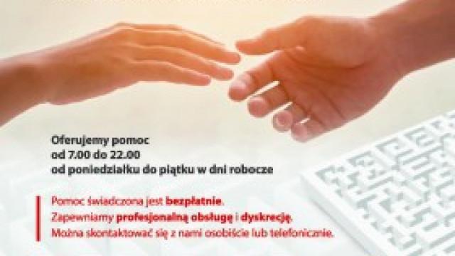 Powiatowy Ośrodek Interwencji Kryzysowej w Oświęcimiu służy pomocą