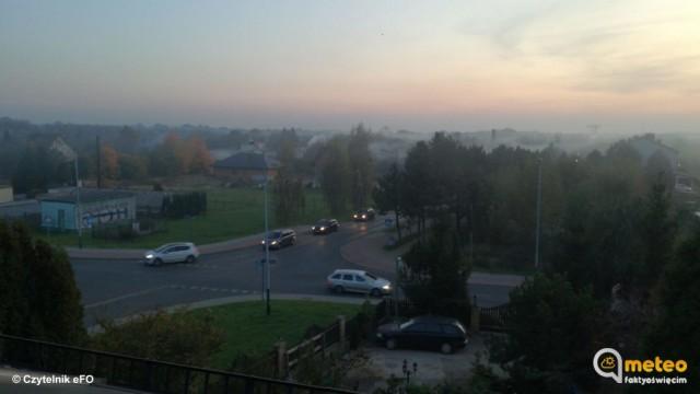 Poziom stężenia pyłu PM10 może przekroczyć normy