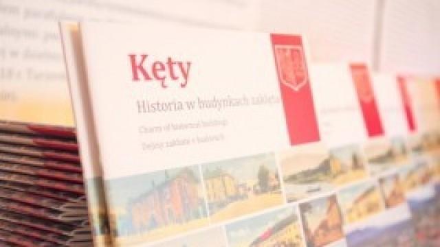 Poznaj dziedzictwo historyczne Kęt - album i biuletyn turystyczny