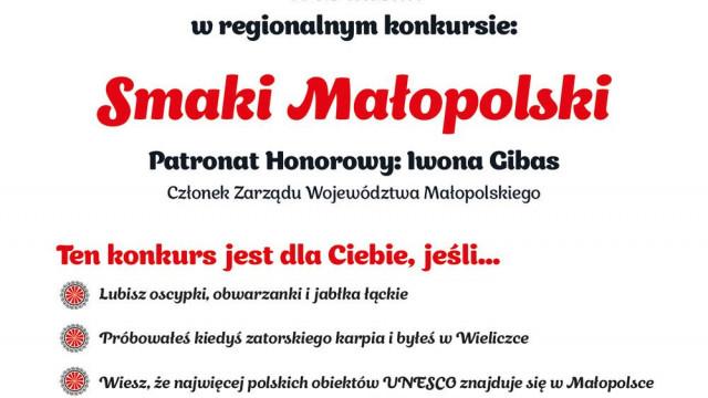 Poznaj Smaki Małopolski  z WZS