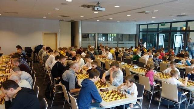 Prawie 100 szachistów walczyło o Puchar Prezydenta Oświęcimia