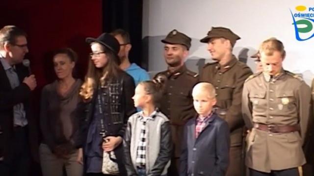 Premiera filmu o rotmistrzu Pileckim [ZOBACZ VIDEO]