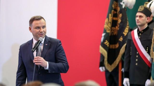 Prezydent na uroczystej barbórce w Brzeszczach - FOTO - InfoBrzeszcze.pl