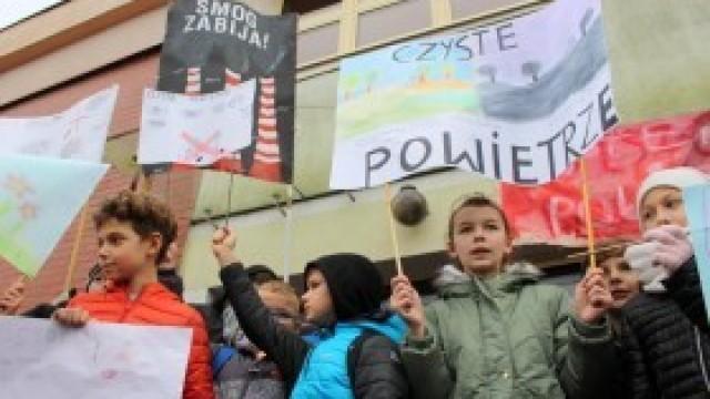 Proekologiczny happening: Jak młodzież walczy o czyste powietrze