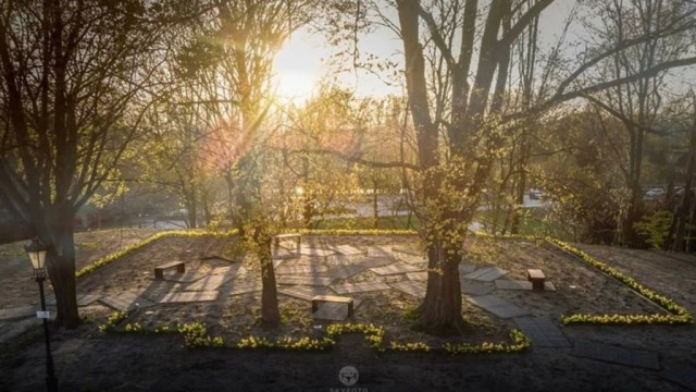 Projekt Parku Pamięci Wielkiej Synagogi wyróżniony – FOTO