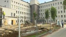 Przebudowa SOR w Szpitalu Powiatowym w Oświęcimiu