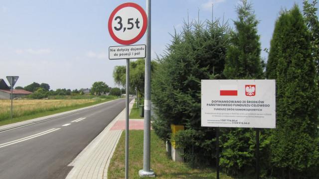 Przebudowa ulicy Nawsie w Jawiszowicach zakończona - InfoBrzeszcze.pl