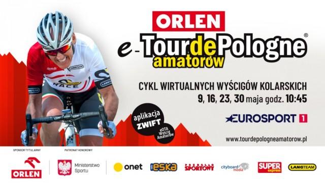 Przed nami druga odsłona e-Tour de Pologne Amatorów