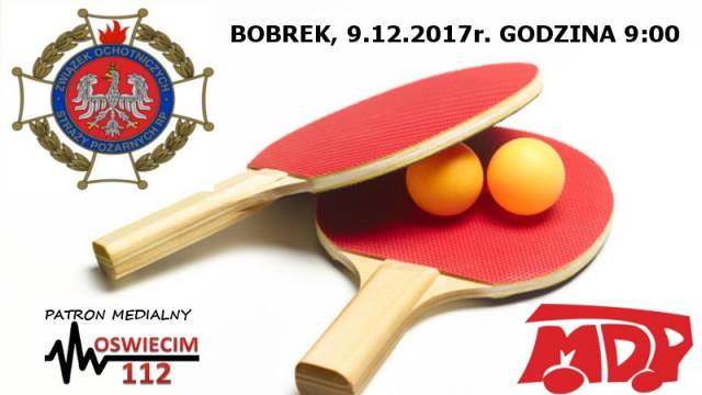Przed nami I Powiatowy Turniej Tenisa Stołowego MDP !