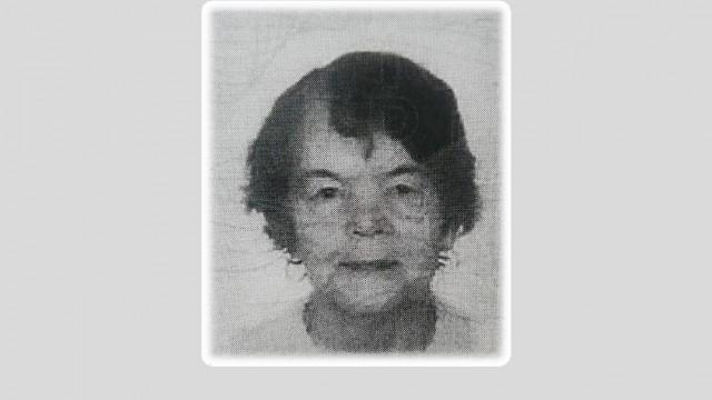 Przedstawiamy fotografię zaginionej, chorej na alzheimera 85-letniej mieszkanki Oświęcimia