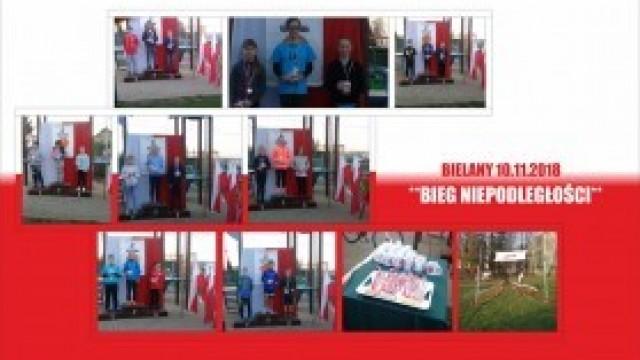 Przełajowy Bieg Niepodległości w Bielanach