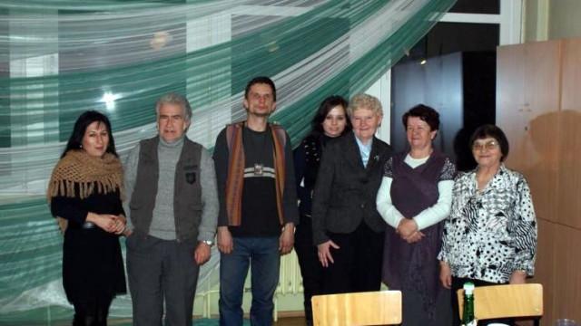 PUBLICYSTYKA. Pióromani - literacki klub w Brzeszczach