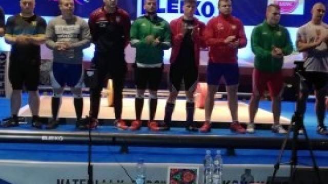 Puławy: Ciężarowcy Hejnału poprawili wyniki z poprzednich mistrzostw