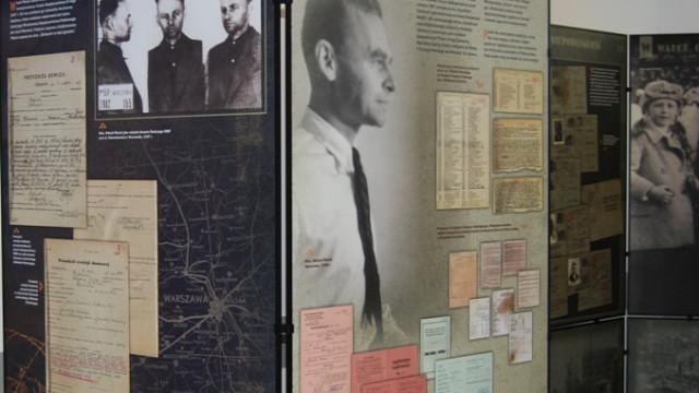 PWSZ zaprasza na wystawę o rtm. Witoldzie Pileckim