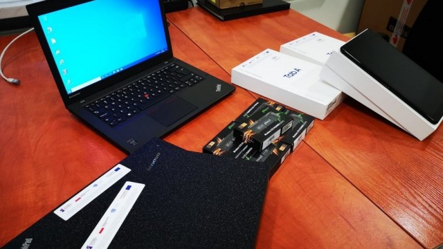 PZ6. Dwa laptopy od Starostwa Powiatowego - InfoBrzeszcze.pl