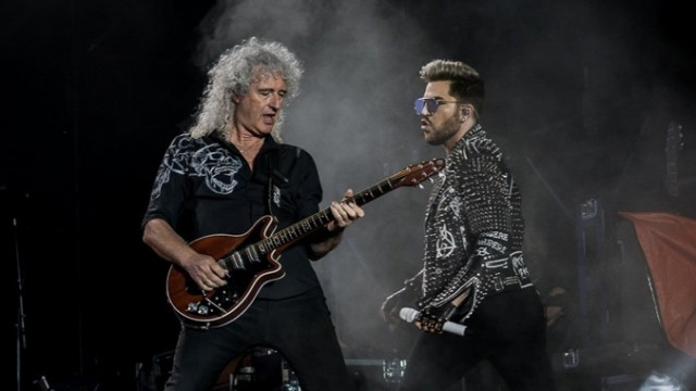 Queen i Adam Lambert zagrali na zakończenie LFO 2016