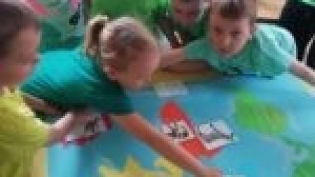 Quiz przyrodniczy w przedszkolu na Podlesiu