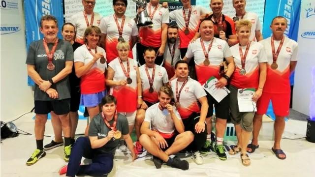 """""""Speed Club Brzeszcze"""" z sukcesami na Mistrzostwach Świata w Crossmintonie - InfoBrzeszcze.pl"""