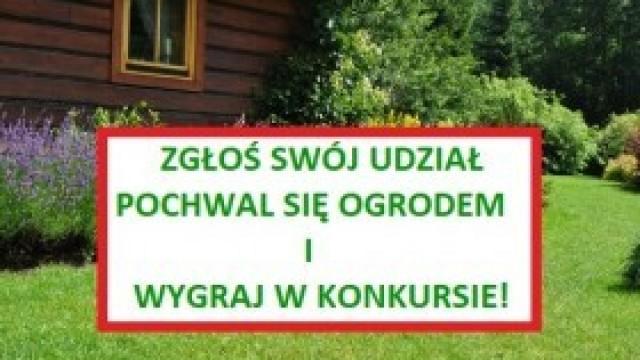 Rada Dzielnicy Kęty Podlesie ogłasza konkurs na najpiękniejszy ogród. Zgłoszenia od 1 maja!