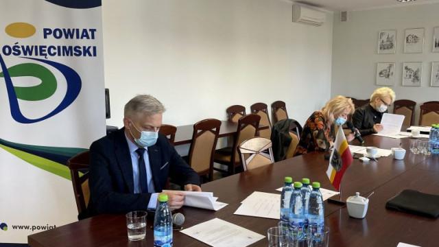 Rada Społeczna dyskutowała o problemach i potrzebach Szpitala Powiatowego w Oświęcimiu