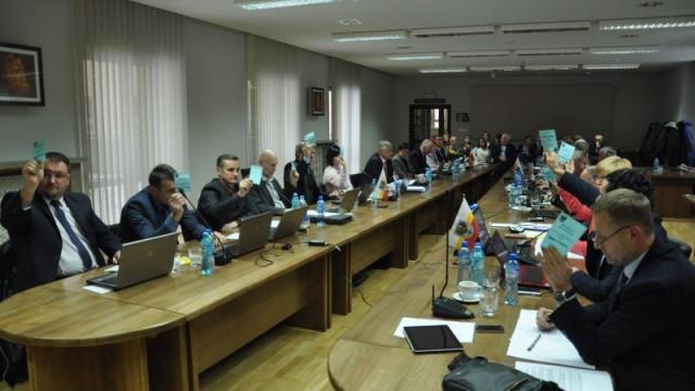 Radni przyjęli budżet na 2015 rok