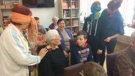Radość i zabawa u kęckich seniorów