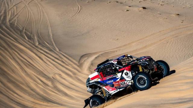 Rajd Dakar. 12. i 14. miejsce Energylandia Rally Team na mecie drugiego etapu