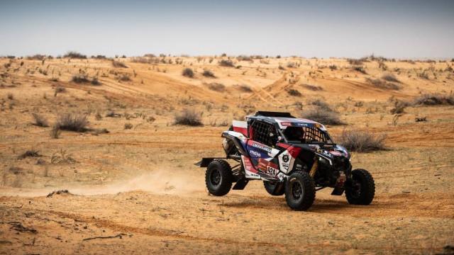 Rajd Dakar. Załogi Energylandia Rally Team w pierwszej dziesiątce na 7. etapie