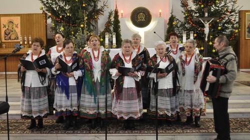 RAJSKO. Koncertowo zaśpiewali kolędy i pastorałki - ZDJĘCIA