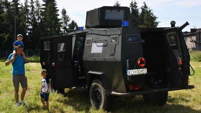 RAJSKO. Miłośnik militariów otworzył Prywatne Muzeum Techniki Wojskowej