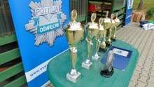 Rajsko. Policyjne Zawody Wędkarskie o Puchar Komendanta Powiatowego Policji w Oświęcimiu