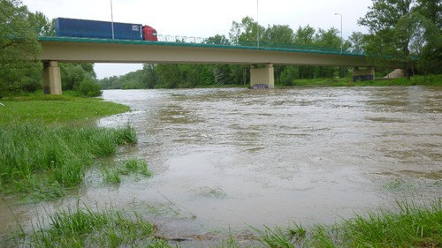RAPORT. Wzrasta poziom wód na terenie powiatu