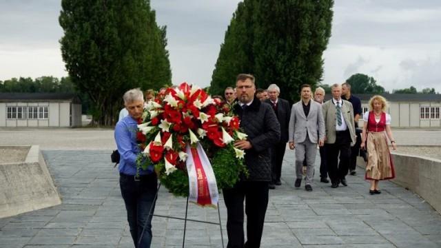 Razem ku lepszej Europie. Apel starostów w Dachau