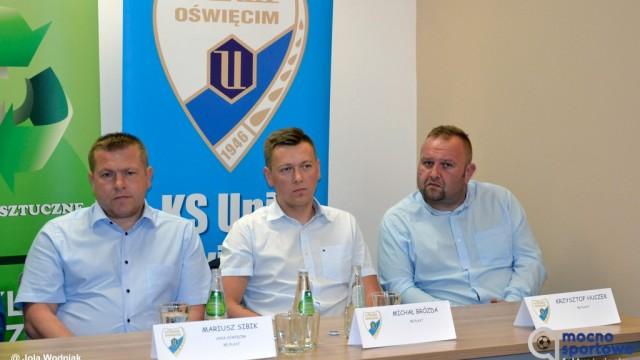 Re-Plast sponsorem tytularnym Unii Oświęcim – FOTO