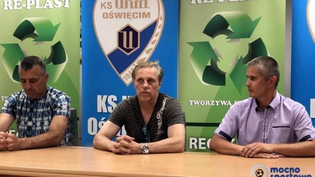 Re-Plast Unia Oświęcim bez trenera – FILM