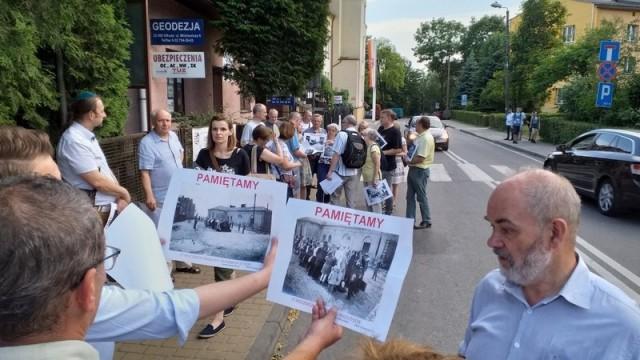 REGION. Pamiętano o olkuskich Żydach