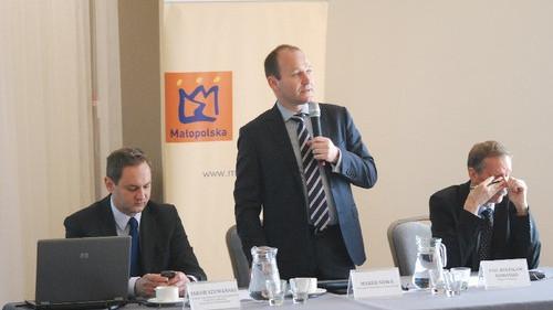 REGION. Ponad 108 milionów euro dla Małopolski Zachodniej, dobre perspektywy dla stref aktywności gospodarczej