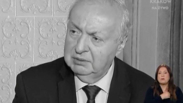 """REGION. Zmarł Wojciech Grzeszek, przewodniczący małopolskiej """"Solidarności"""""""