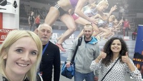 Rekordowy skok Zawadzkiej na Mistrzostwach Polski