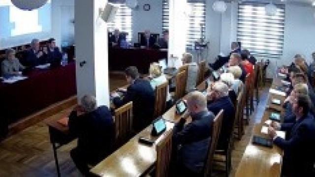 Relacja z V sesji Rady Miejskiej w Kętach zwołanej na 7 stycznia 2019 rok