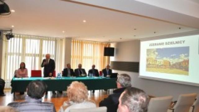 Relacja z zebrania mieszkańców Dzielnicy Stare Miasto w Kętach