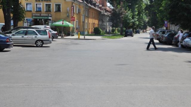 Remont ulicy Śniadeckiego