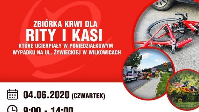 Rita Malinkiewicz była zawodniczka UKS Sokół Zator, mistrzyni Polski juniorów i wielokrotna reprezentantka Polski w kolarstwie górskim uległa poważnemu wypadkowi
