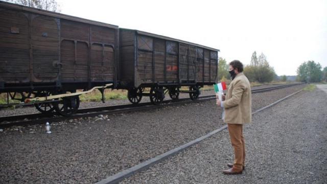 Rocznica deportacji włoskich Żydów do KL Auschwitz-Birkenau