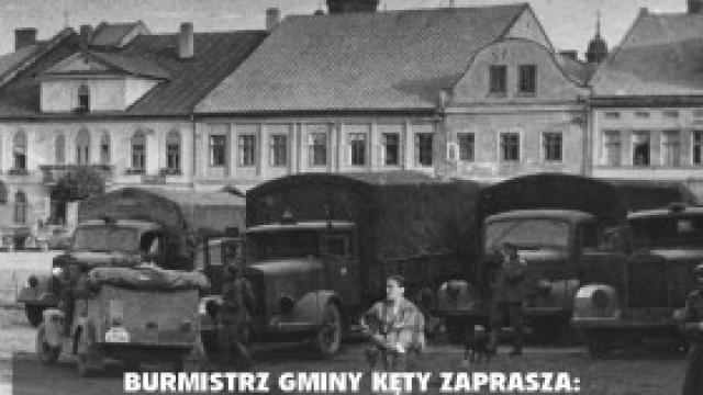 Rocznica oswobodzenia Kęt spod okupacji hitlerowskiej