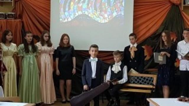 Rok Moniuszkowski w Szkole Podstawowej w Nowej Wsi