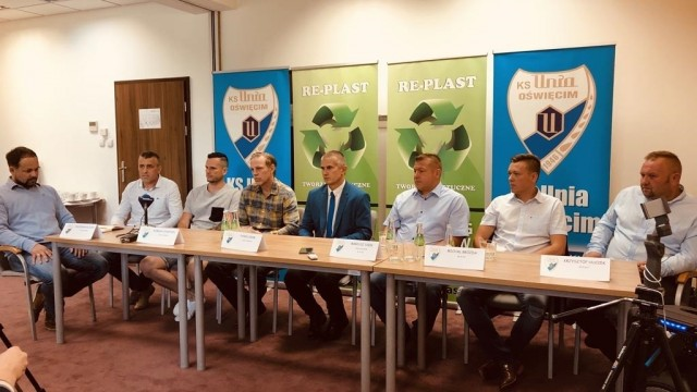Roman Stantien nowym trenerem Unii
