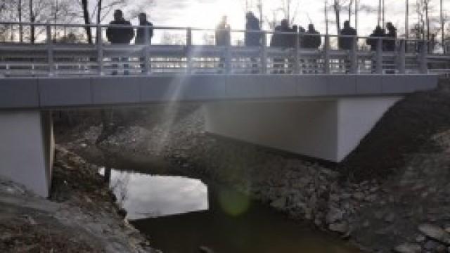 Rozbudowa mostu w Witkowicach zakończona